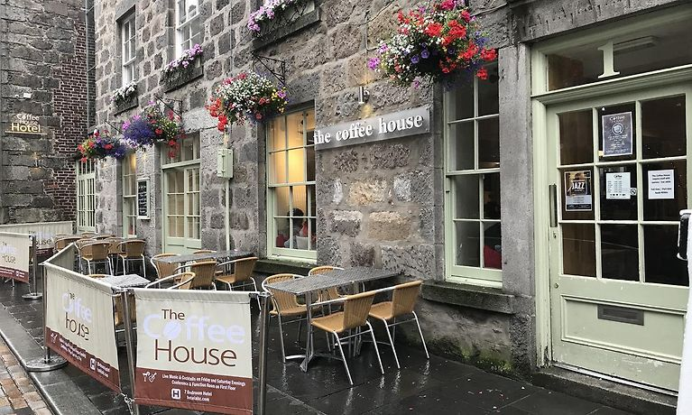 The Coffee House Hotel Aberdeen Hotel Reservations In Aberdeen